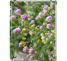 Monet's Flowers iPad Case/Skin