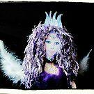 Violet angel doll by Lilaviolet