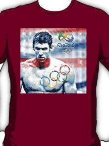 Michael Phelps- RIO 2016 T-Shirt