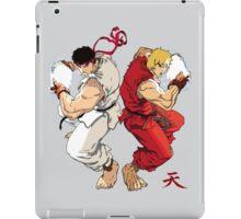 Ryu and Ken iPad Case/Skin