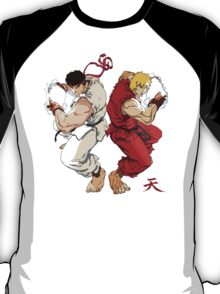 Ryu and Ken T-Shirt