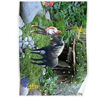 Fairy Unicorn play Poster