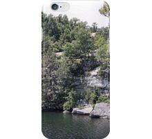 The Cliffs iPhone Case/Skin