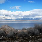 Wastach View from Antelope Island by Bellavista2