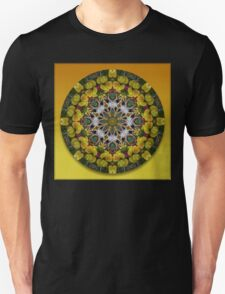 Flower Kaleidoscope II T-Shirt