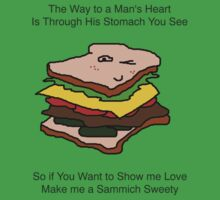 I Have Sammich Love For You T-Shirt