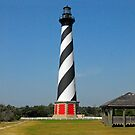 Cape hatteras Lighthouse by hatterasjack