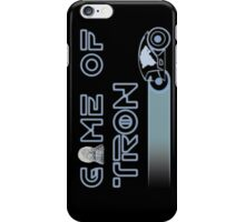 """Game of """"Tron"""" iPhone Case/Skin"""