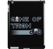 "Game of ""Tron"" iPad Case/Skin"