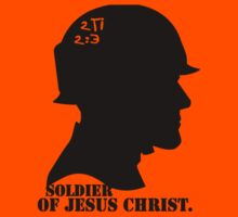 2TIMOTHY 2:3 SOLDIER OF JESUS CHRIST Kids Clothes