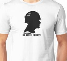 2TIMOTHY 2:3 SOLDIER OF JESUS CHRIST Unisex T-Shirt
