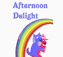 Afternoon Delight Womens Fitted T-Shirt