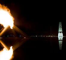ANZAC memorial by JBSmith
