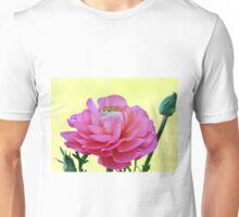 Pink Buttercup Unisex T-Shirt