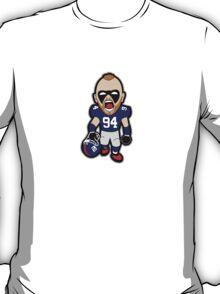 Big Blue Giants Herzlich T-Shirt