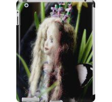Trisha - a fairy doll´s world iPad Case/Skin