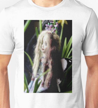 Trisha - a fairy doll´s world Unisex T-Shirt