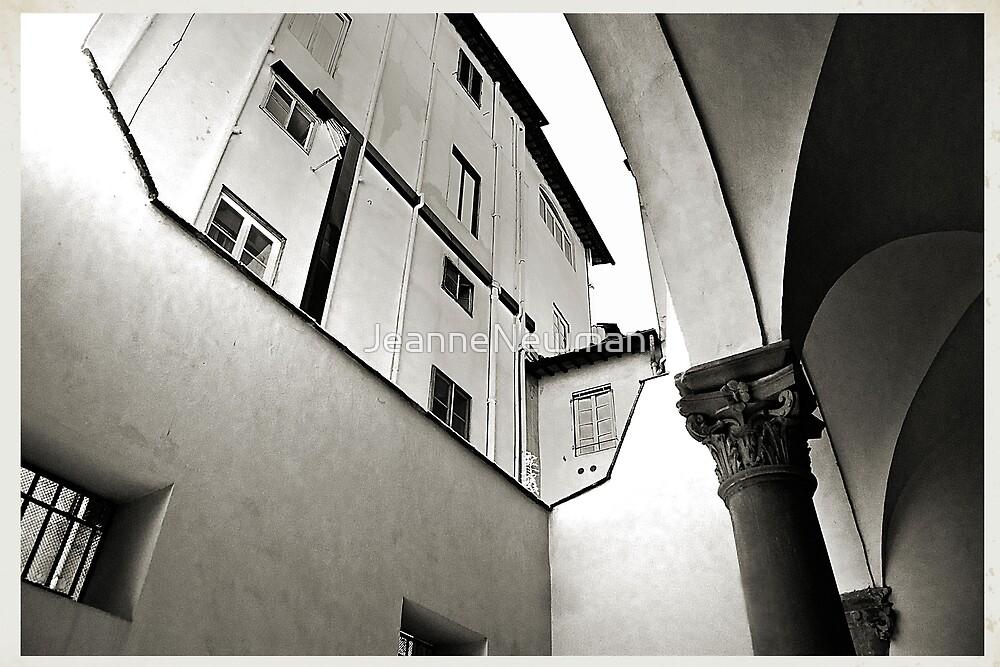Italiano archi by JeanneNewman