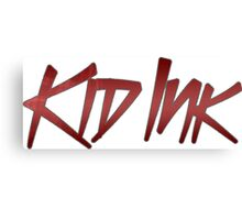 Kid Ink Canvas Print