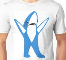 Left Shark Unisex T-Shirt