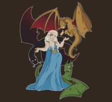 Mother of Dragons by Danielle Gransaull