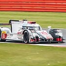 2015 WEC  Audi R18 No 8 (1) by Willie Jackson