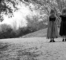 The road awaits by photosbycarol