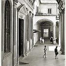 Palazzo Pitti by JeanneNewman