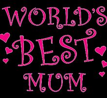 WORLD'S BEST MOM by birthdaytees