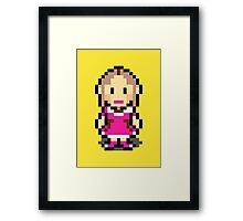 Hinawa - Mother 3 Framed Print