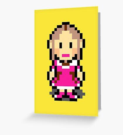 Hinawa - Mother 3 Greeting Card