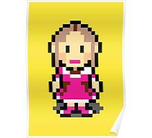 Hinawa - Mother 3 Poster