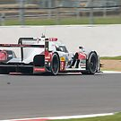 2015 WEC  Audi R18 No 8 (2) by Willie Jackson