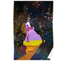 Enchanted  Pathway Poster