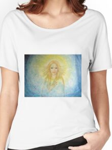 The source of light Women's Relaxed Fit T-Shirt