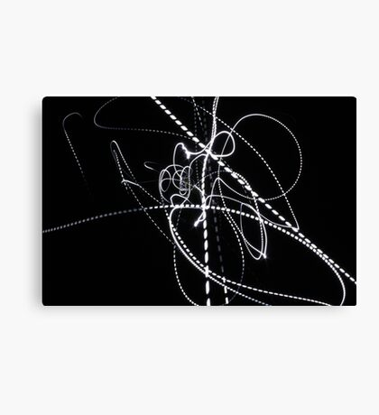 Join the dots Canvas Print