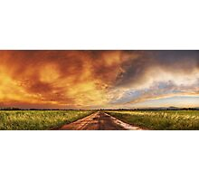 Between heaven and hell Photographic Print