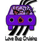 Love Bug Cruising by CarolM