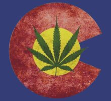 Colorado Dank Logo by DrDank