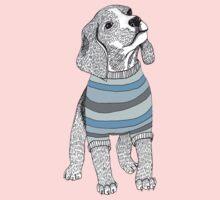 Blue Beagles Kids Clothes