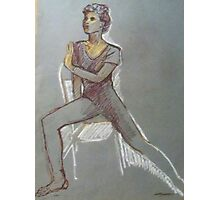DANCER Photographic Print