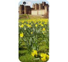 Alnwick Castle iPhone Case/Skin