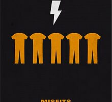 misfits by bronybrony