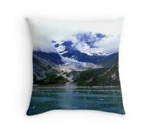 Glacier Bay Grandure_1 Throw Pillow