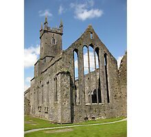 Ennis Friary Photographic Print
