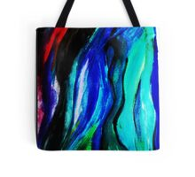 Cloaked In Paint  Tote Bag