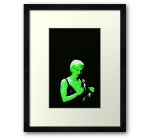 Hedwig's Lament Framed Print