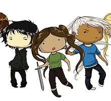 Marionettes of Myth - Sprite Crew by Sarah Godfrey