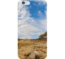 Enduring Acacia tree survives in the Desert iPhone Case/Skin