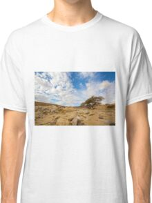 Enduring Acacia tree survives in the Desert Classic T-Shirt